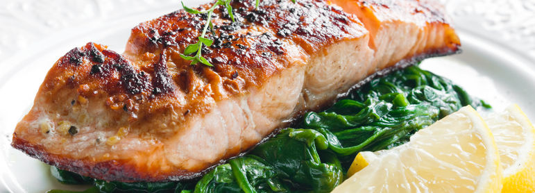 Idée Recette Saumon Pavé de saumon   idée recette facile Mysaveur