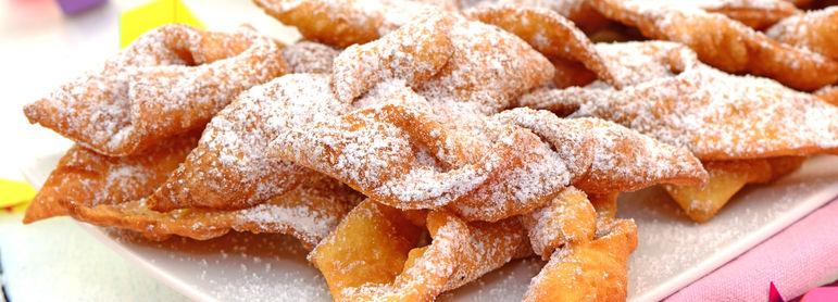 Beignet carnaval id e recette facile mysaveur - Recette beignet facile avec levure de boulanger ...