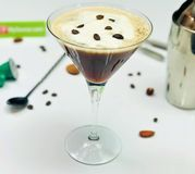 Cocktail italian coffee