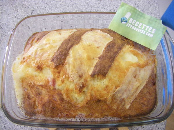 Cake Maroille Recette