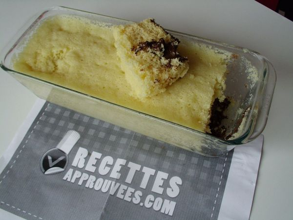 Gateau micro onde au yaourt