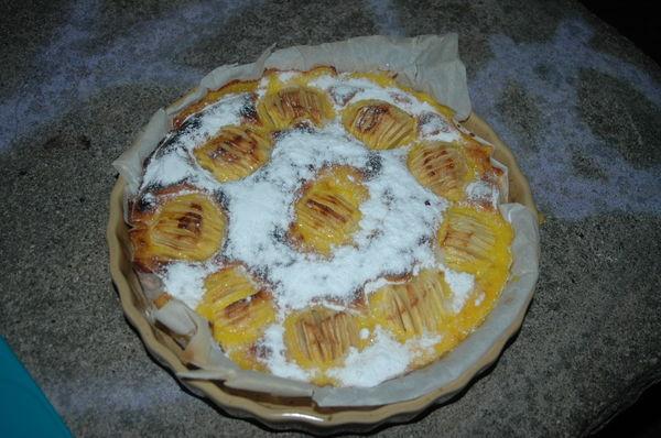 Gateau facile rapide au pommes thermomix marie e - Gateau au chocolat rapide thermomix ...