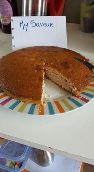 Gateau au yaourt pie and co