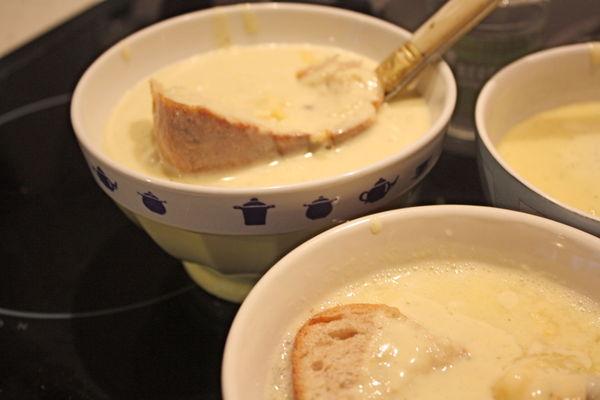 Soupe de gaudes au thermomix marina s - Soupe de brocolis thermomix ...