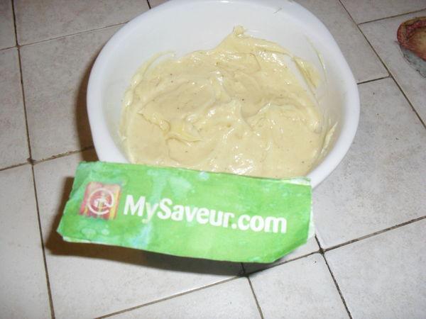 Mayonnaise au vinaigre de cidre aurelie k - Mayonnaise sans vinaigre ...