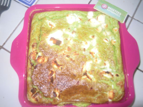 Flan courgette ciboulette thermomix marie t - Flan courgette thermomix ...