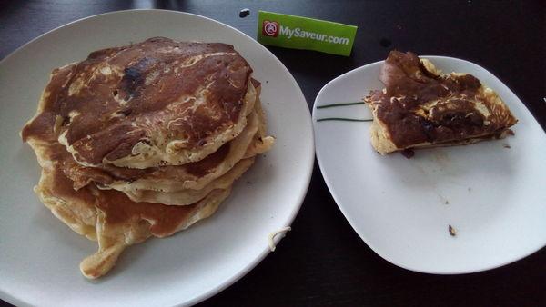 Pancakes Au Nutella Pierrot C