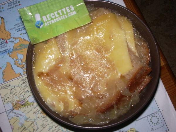 Soupe au fromage de ma grand m re du cantal sandy p - Deboucher evier recette grand mere ...