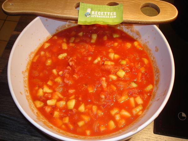 bouillon de légumes thermomix