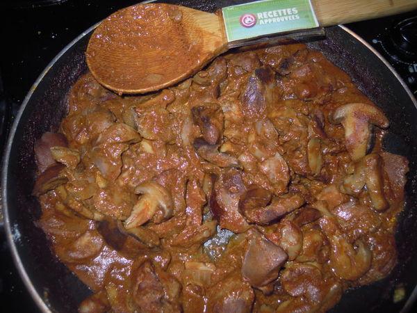 Rognons de porc severine b - Comment cuisiner une rouelle de porc cocotte ...
