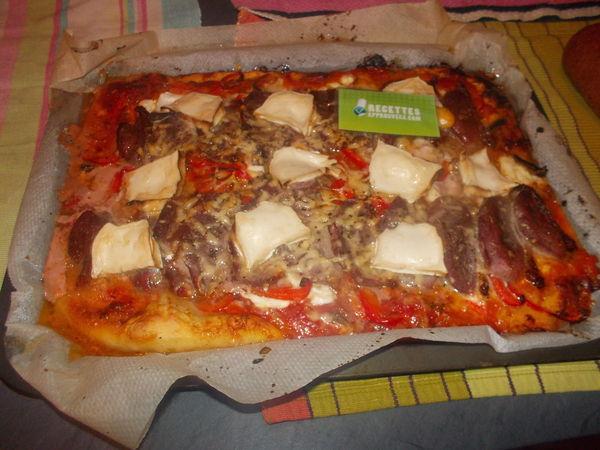 Pizza Aux Magrets De Canard Marina S