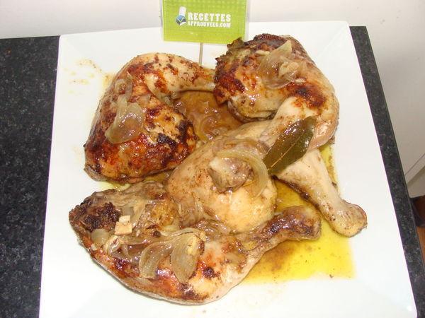 ras el hanout poulet