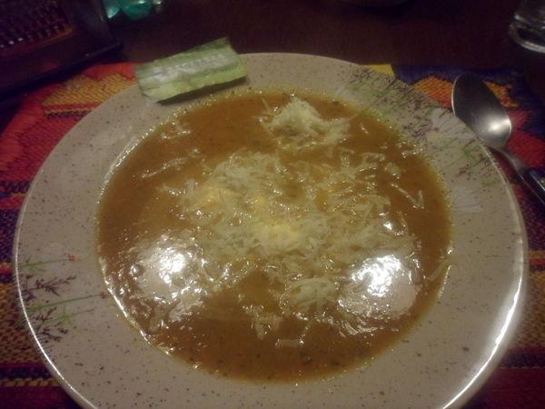 Soupe de l gumes au tomacoulis au thermomix - Soupe de brocolis thermomix ...