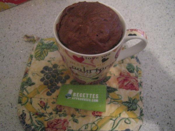 Recette De Mug Cake Etape Par Etape M