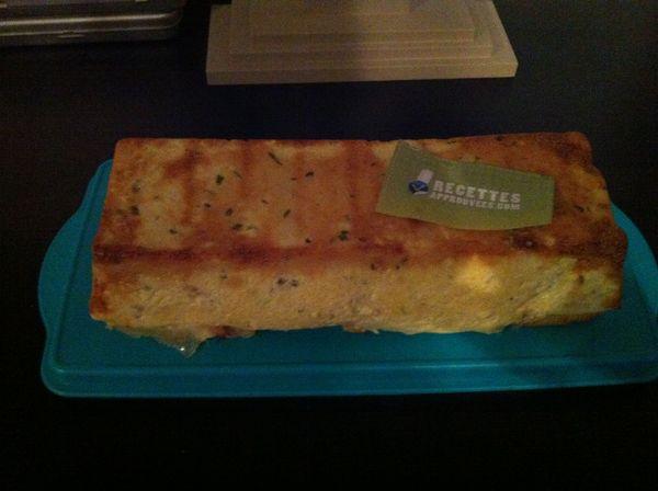 Croque Cake Thermomix Espace Recette