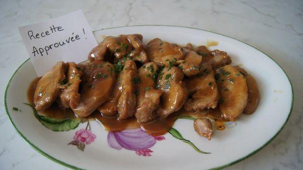 Mignon De Porc Sauce Soja Et Miel Celine T