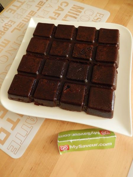 Gâteau Courgette Chocolat Thermomix Mélanie B