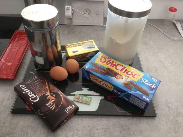 Thermomix gateau express au chocolat