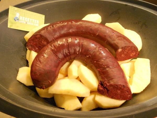 4a0e47368ad1 Boudin aux pommes cuisson au varoma (ou cuit vapeur)