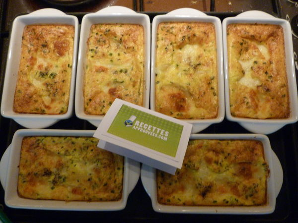 Flan courgette ciboulette thermomix marie t - Recette flan de courgette thermomix ...