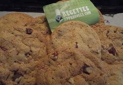 cookie gourmand au thermomix - Caroline M.