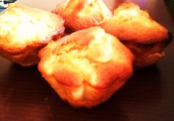 Muffins aux pommes - Magali G.