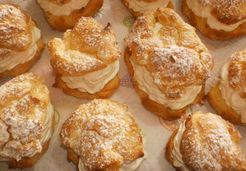 Choux Chantilly Thermomix - Melodie M.