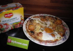 Pizza Del Monte - Christiane C.