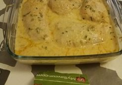 Poulet moutarde - Thermomix  - Delphine H.