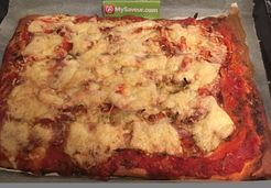 Ma pizza gourmande - OLIVIA L.