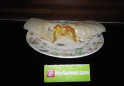 Wraps express - Christiane C.