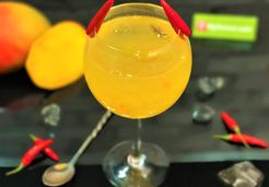 Cocktail Mango Spicy Prosecco - PERLINO