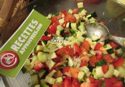 Ma salade mixed - Christiane C.