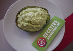 Tartinade d'avocat au fromage blanc - Laure G.