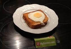 Croque madame  - Veronique C.