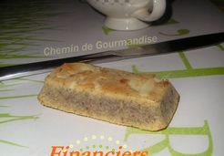 Financiers à la noisette - Stephanie C.