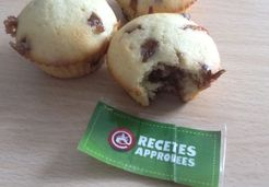 Muffins aux smarties - Laurence D.