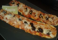 Pizza express au pain panini - Najwa N.