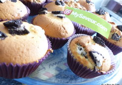 Muffins aux biscuits Oreo  - Catalina L.