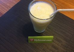 Smoothie ananas coco - Laurence D.