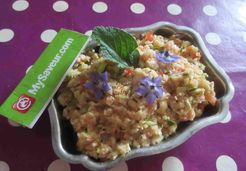 Salade mixed arachides  - Christiane C.